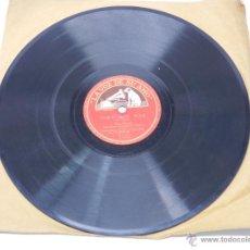 Discos de pizarra: DISCO DE PIZARRA DE TITO SCHIPA, SANTA LUCIA / VIENT SUL MAR, DA 841, ED. LA VOZ DE SU AMO.. Lote 53350209