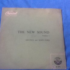 Discos de pizarra: THE NEW SOUND, VOLUME 2, LES PAUL AND MARY FORD. Lote 47633636