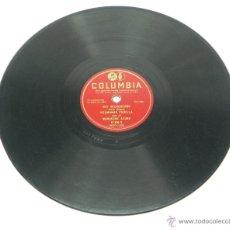 Discos de pizarra: DISCO DE PIZARRA DE HERMANOS PADILLA CON EL MARIACHE ACUÑA, SOY MICHOACANO (JESUS RAMOS) / SUPLICA R. Lote 47669423