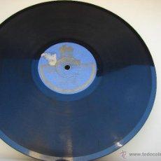 Discos de pizarra: DISCO DE GRAMOLA. YA NO HAY CHULOS ( SCHOTIS ) Y DOS CERO CUARENTA CON SIETE ( PASODOBLE ) ODEON. Lote 47879744