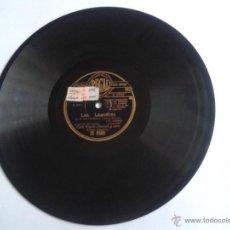 Discos de pizarra: DISCO DE PIZARRA LAS LEANDRAS GRABADO REGAL VIVA-TONAL DK8509. Lote 47907758