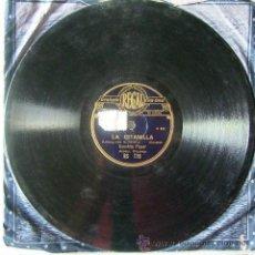 Discos de pizarra: MIRADLA.../LA GITANILLA...CONCHITA PIQUER..PRECIO ESPECIAL SOLO RECOGIDA. Lote 48366264