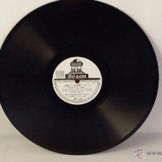 Discos de pizarra: DISCO DE PIZARRA DE ODEON 203.840. SELECCIONES Nº1 - SELECCIONES Nº2. Lote 48408994