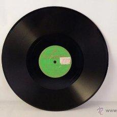 Discos de pizarra: DISCO DE PIZARRA DE COLUMBIA - PORQUE PREGUNTAS - PALOMA DE MIS AMORES. Lote 48409115
