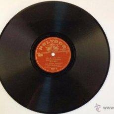 Discos de pizarra: DISCO DE PIZARRA DE POLYDOR - EQUILIBRISTIK - KOKETTERIE. Lote 48409204
