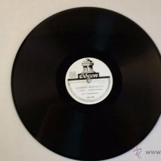 Discos de pizarra: DISCO DE PIZARRA DE ODEON - QUERIDO HONOLULU - UN ALHELI. Lote 48409303