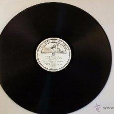Discos de pizarra: DISCO DE PIZARRA DE LA VOZ DE SU AMO - BERNARD HILDA Y SU ORQUESTA. Lote 48416025