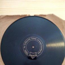 Discos de pizarra: DISCO PIZARRA PATHÉ. MY QUEEN! AN EVENING SONG. MR. JOSEPH CHEETHAM, TENOR. Lote 48592412