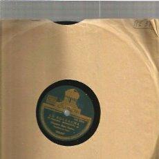Discos de pizarra: ORQUESTA GRAN CASINO. Lote 48615813