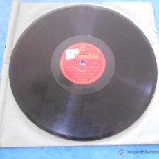 Discos de pizarra: DISCO DE PIZARRA. FORMATO EP. LOLITA GARRIDO, YO NADA SOY, UNA MIRADA Y UNAS PALABRAS. COLUMBIA. Lote 49620313