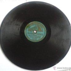Discos de pizarra: DISCO DE PIZARRA SENTIMENTAL - EXACTAMENTE COMO TU FOXTROT LA VOZ DE SU AMO. Lote 48872605