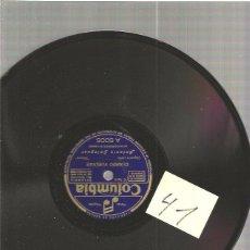 Discos de pizarra: ANTONIO BALAGUER. Lote 49000811