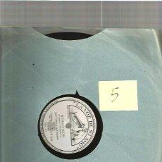 Discos de pizarra: JOSE VALERO. Lote 49001361