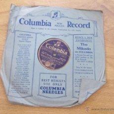 Discos de pizarra: JACK PAYNE. TUNES OF THE TIMES DANCE MEDLEY, PART.I Y PART. Nº 2. Lote 49048698