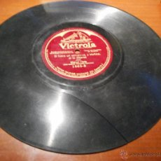 Discos de pizarra: DISCO PIZARRA JOTA. Lote 49600898