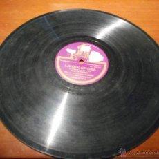 Discos de pizarra: DISCO PIZARRA JOTA. Lote 49600938