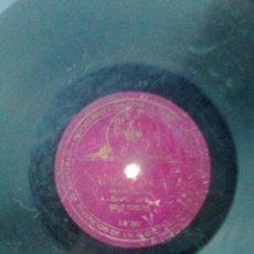 Discos de pizarra: CREEMOS LEER... BANDA COLUMBIA (EMI REGAL). IGNOTO E INTERESANTE DISCO DE PIZARRA. Lote 49650630