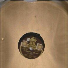 Discos de pizarra: SOMBRERO TRES PICOS. Lote 50033487