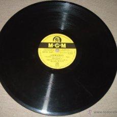 Discos de pizarra: LESLIE CARON Y MEL FERRER CON HANS SOMMER - HI-LILI, HI-LO. Lote 50226993
