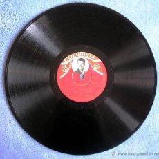 Discos de pizarra: PIZARRA 78 RPM JAZZ- J. DEPRINCE - FANDANGO, BAILABLE TIPICO VASCO FRANCES. YO HE ENCONTRADO PARIS.. Lote 50260454