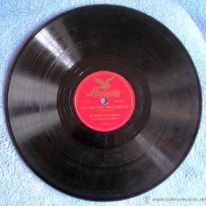 Discos de pizarra: DISCO 78 RPM PIZARRA - EDDY HOWARD, SU ORQUESTA Y TRIO - ASK ANYONE WHO KNOWS - I WONDER.. Lote 50275715