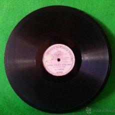 Discos de pizarra: DISCO DE PIZARRA ANDREA CHENIER GIORDANO CARUSO 052158. Lote 50301906