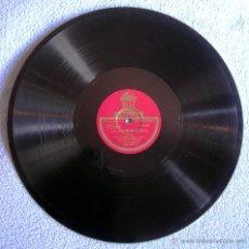 Discos de pizarra: DISCO 78 RPM PIZARRA - LA CENERENTOLA DE ROSINI POR CONCHITA SUPERVIA. I Y II PARTES.. Lote 50311591