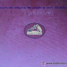 Discos de pizarra: LOTE DE ALBÚM CON DISCOS DE PIZARRA ,IDEAL COLECCIONISTAS . Lote 50359487