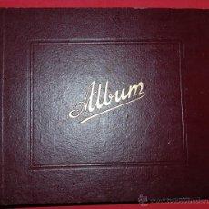 Discos de pizarra: ALBUM DE DISCOS CON 11 DISCOS DE 78 RPM PARA GRAMOFONO AÑOS 40. Lote 50922266