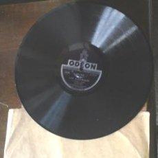 Discos de pizarra: DISCO 78 RPM, BORDAS, BOIRE UN PETIT COUP, LES GOUMIERS. Lote 51174812