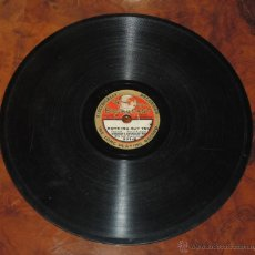 Discos de pizarra: DISCO DE PIZARRA DE JEANNINE (WALTZ) / NOTHING BUT YOU (FOX-TROT), ED. BROADCAST, DISCO PEQUEÑO MID. Lote 51416334