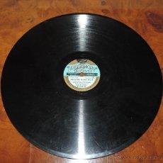 Discos de pizarra: DISCO DE PIZARRA INVITACION TO THE WALTZ, PARTE 1 Y 2 POR BAND OF H. M. LIFE GUARDS, N. 5132-A.. Lote 51416658