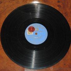 Discos de pizarra: DISCO DE PIZARRA DE MAY WYNN - EL DESFILE DEL AMOR - DREAM LOVER / MARCHA DE LOS GRANADEROS - PIZARR. Lote 51417551