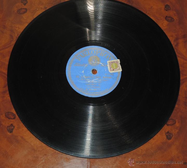 Discos de pizarra: DISCO DE PIZARRA DE MAY WYNN - EL DESFILE DEL AMOR - DREAM LOVER / MARCHA DE LOS GRANADEROS - PIZARR - Foto 2 - 51417551
