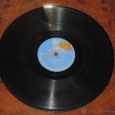 Discos de pizarra: DISCO DE PIZARRA ORQUESTA F. CANARO, NOCHE DE REYES / COPETIN VOS SOS MI HERMANO, N. 182253, ED. ODE. Lote 51418783