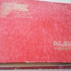 Discos de pizarra: ÁLBUM 12DISCOS DE PIZARRA 5 SINFONIA DE BEETHOVEN). Lote 51623895