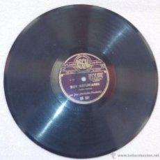 Discos de pizarra: DISCO DE PIZARRA CANCIÓN ASTURIANA(SOY ASTURIANIN). Lote 52140012