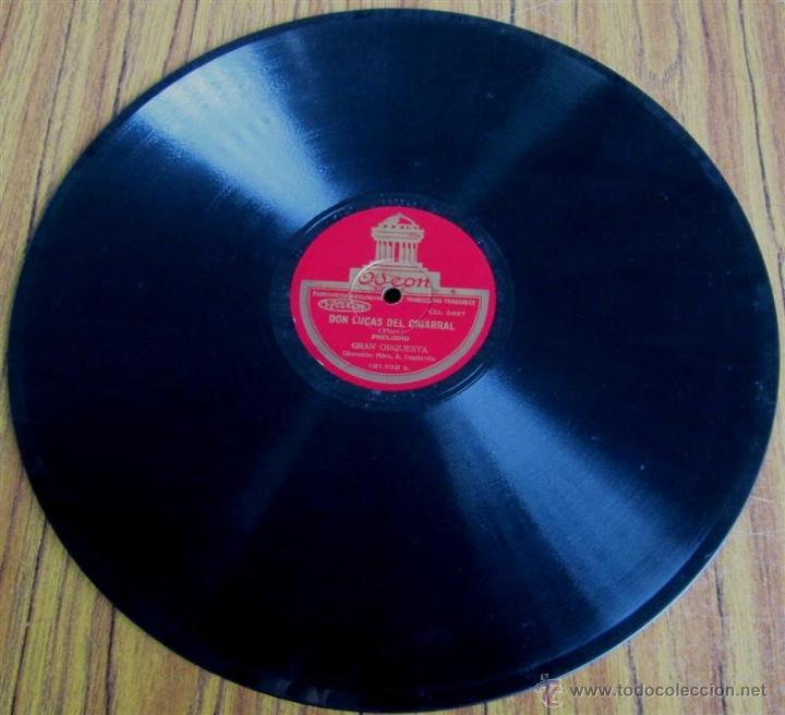 Discos de pizarra: Álbum con 6 discos de pizarra BOHEMIOS - Foto 29 - 52293897