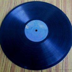 Discos de pizarra: CORAZÓN GITANO - VEN CIRILA - PASODOBLES - BANDA ODEÓN. Lote 52295229
