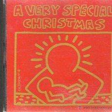 Discos de pizarra: CD A VERY SPECIAL CHRISTMAS. Lote 52477676