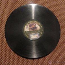 Discos de pizarra: DISCO DE PIZARRA DE MERDEDES CERROS. Lote 52878909