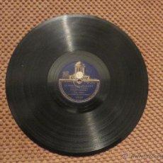 Discos de pizarra: DISCO DE PIZARRA PEPE BLANCO. Lote 53106628