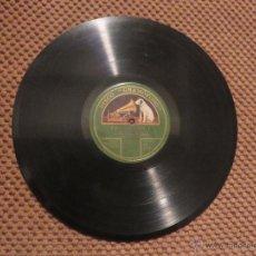 Discos de pizarra: DISCO DE PIZARRA MIGUEL VALLEJO-FANDANGO 1-. Lote 53147965