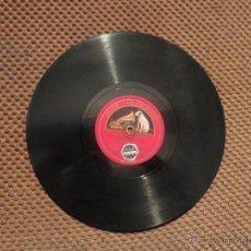 Discos de pizarra: DISCO DE PIZARRA MIGUEL FLETA. Lote 53233284