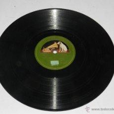 Discos de pizarra: DISCO DE PIZARRA MARCH OF THE GRENADIERS + DREAM LOVER. PELICULA EL DESFILE DEL AMOR. POR JEANETTE M. Lote 53430718