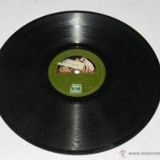 Discos de pizarra: DISCO DE PIZARRA DARLING / UN BUEN AMIGO, ORQUESTA MAREK WEBER, DISCO GRAMOFONO AE 3682.. Lote 53430806