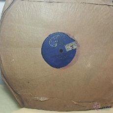 Discos de pizarra: DISCO DE PIZARRA ANTIGUO, MARCIAL LALANDA- PASODOBLE, CHIMCHORRO-PASODOBLE. Lote 53519741