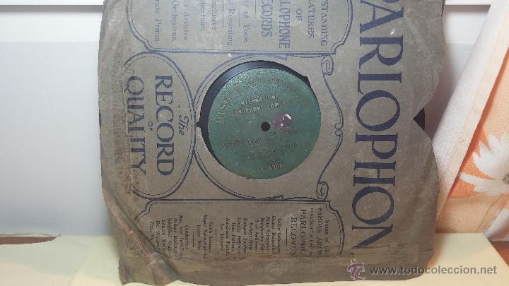 DISCO DE PIZARRA ANTIGUO, CUPLE... LA GATITA BLANCA, CANTADO POR LA SRTA SOLER (Música - Discos - Pizarra - Flamenco, Canción española y Cuplé)