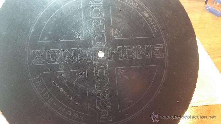 Discos de pizarra: Disco de pizarra antiguo, CUPLE... LA GATITA BLANCA, cantado por la Srta SOLER - Foto 13 - 53534370