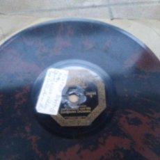 Discos de pizarra: CANTINELA COLOR ROSA 300€ PIZARRA VALENCIA PASODOBLE PADILLA EBENGIADES ORQUESTA FRAN D1930. Lote 53601436